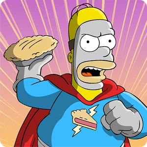 The Simpsons: Tapped Out 4.16.5 [Мод: много денег и пончиков]
